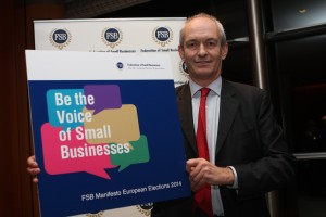 Richard at the Federation of Small Businesses