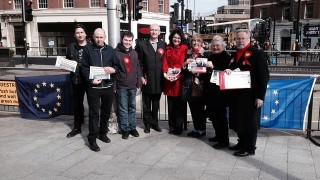 Campaigning in Hull