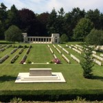 Cemetery at Ypres
