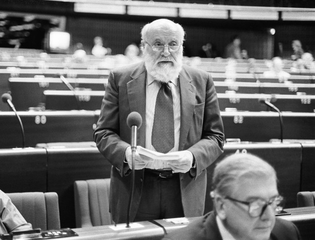 Photo from European Parliament