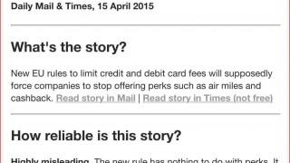 Screenshot headline
