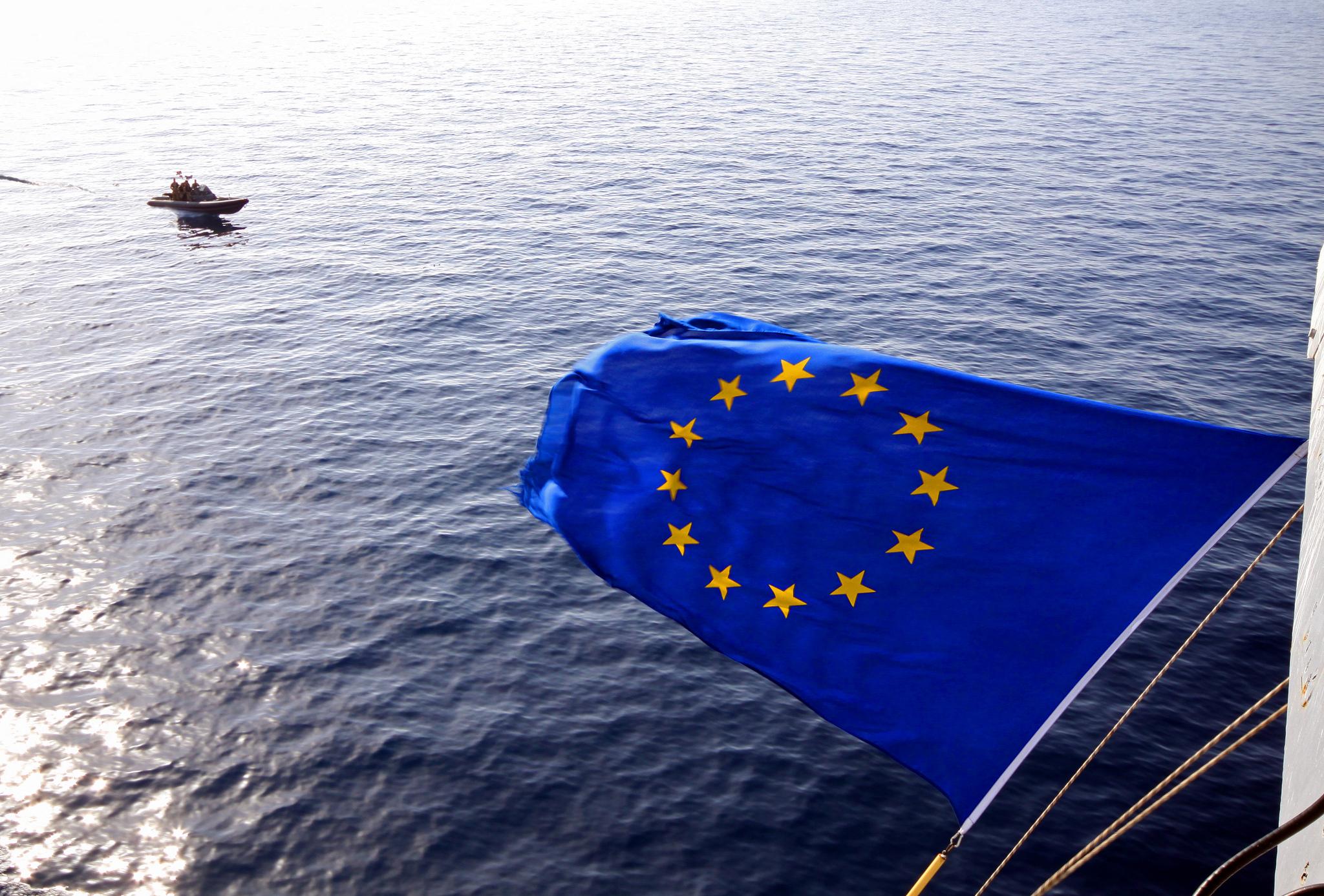 courtesy EU naval force via Flickr