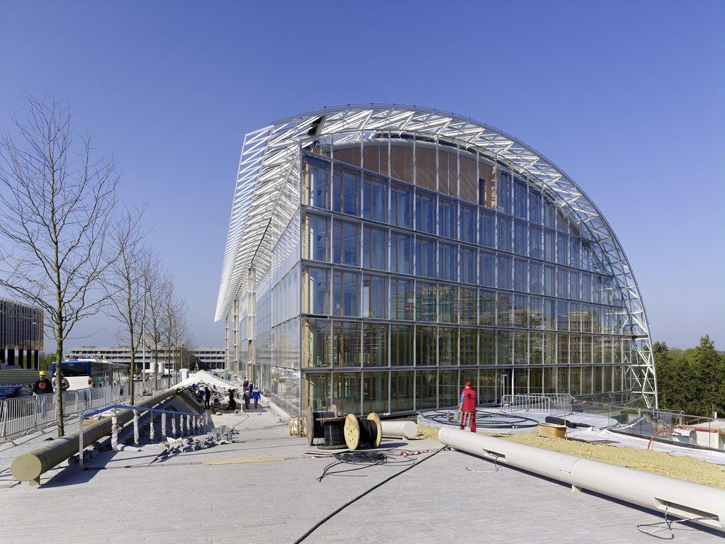 courtesy Ingenhoven Architects via Flickr