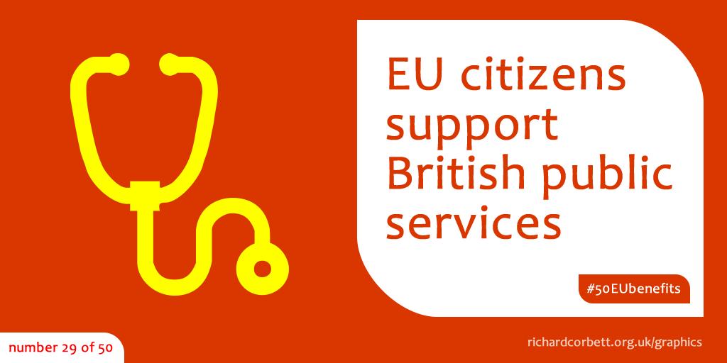 50 EU benefits #29